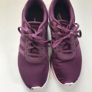 more photos f3c51 8a9d3 adidas Shoes - ADIAS NEO Lite Racer Running shoe MERLOT